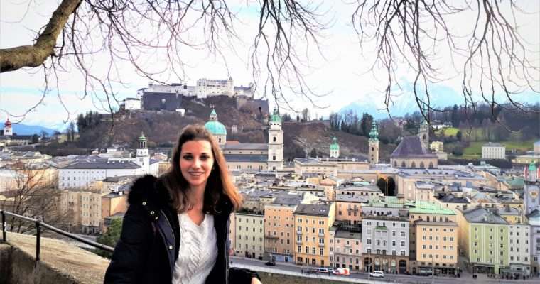Austria being royal: Salzburg and around