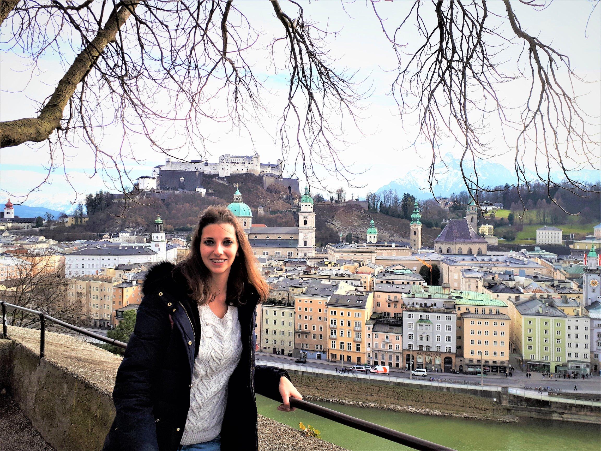 Austria being royal: Salzburg and around