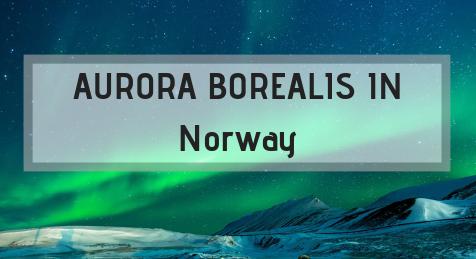 Chasing Aurora Borealis in Tromsø