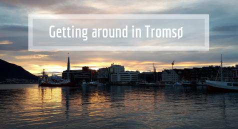 Freezing in Northern Norway: Tromsø