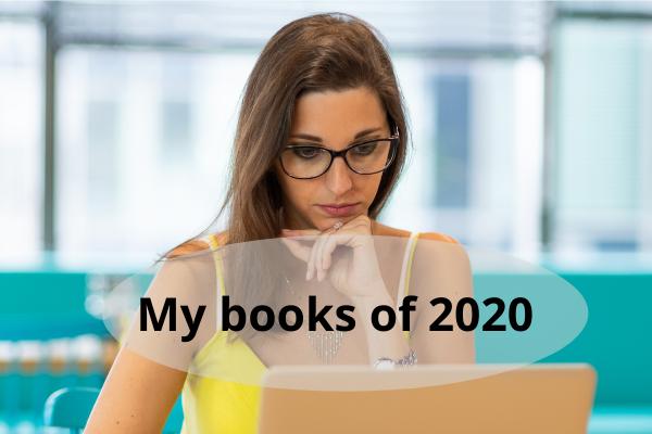 My books of 2020